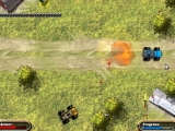 Flash игра Monster Truck Rampage