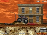 Flash игра Monster Truck Demolisher