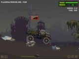 Flash игра Gloomy Truck