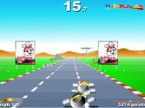 Flash игра Car Can Racing