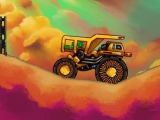 Flash игра Planet Trucker