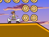 Flash игра Stone Age Skater
