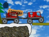Flash игра Mountain Rescue Driver 2