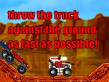 Flash игра Monster Trucks Attack