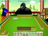 flash игра KungFu Mahjong