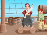 Flash игра Pirates Of Dace
