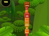 Flash игра Башня в джунглях. Балансировка 2