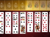 Flash игра Freecell Solitaire