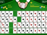 flash игра Gaps Solitaire