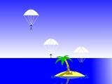 Flash игра Ветер