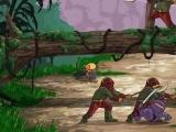 flash игра 3-х ногий ниндзя 2