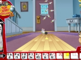 Flash игра Tom and Jerry Bowling