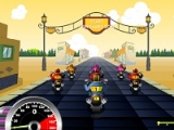 Flash игра Race choppers