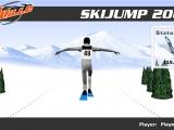 Flash игра Skijump 2001