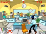 Flash игра Office Wars
