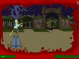 Flash игра Springfield Cemetery