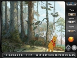 Flash игра Winnie the Pooh - Find the Numbers