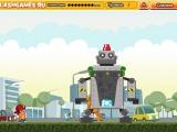 Flash игра Big evil robots