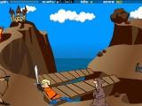 Flash игра Castle Defender