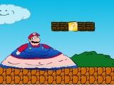 Flash игра Super Mario Sized