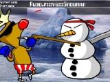 Flash игра Kristmas Kombat