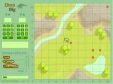 Flash игра Dino Dig