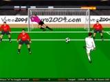 Flash игра Uefa Euro 200 Volley