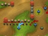 Flash игра Penguins Attack 3