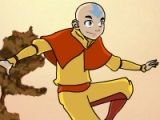 flash игра Avatar Aang on