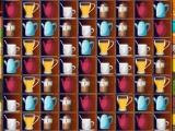 Flash игра Cafe Swap Puzzle