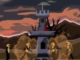 Flash игра Witch Castle Defence