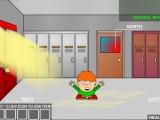 Flash игра Picos School