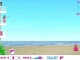 Flash игра Beach Squirter