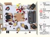 Flash игра Le Jeu Du Pogo Bousille Ton Appartament
