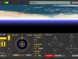 Flash игра The space shuttle game