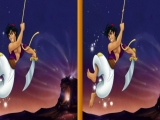 Aladdin - spot the Difference