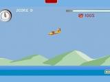 Flash игра Sky Fire Fighter