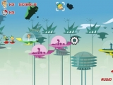 Flash игра Sky Pods