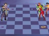 Flash игра Totally Spies Chess