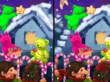 Flash игра New Year in Jelly Village
