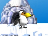 flash игра Penguin Jump