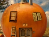 Flash игра Pumpkin house