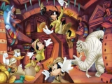 flash игра Mickey mouse hidden objects