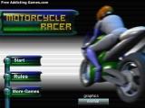 Flash игра Motorcycle Racer