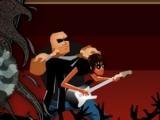Rock Band Mosh Pit