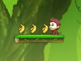 Flash игра Jumping Bananas