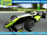 Flash игра Ultimate Formula Racing