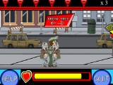 flash игра Fists of the MeterMaid