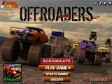 flash игра Offroaders