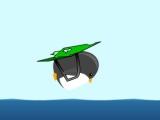 Се научи да лети